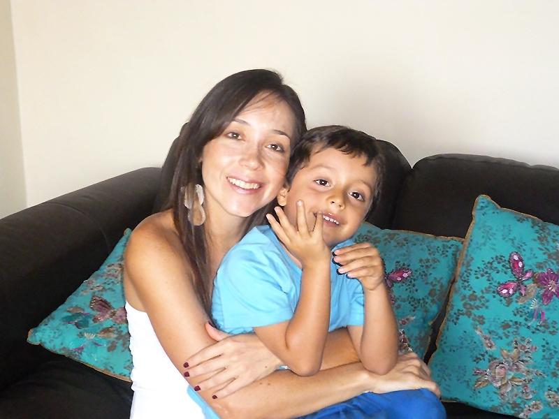 Lyda y Martin